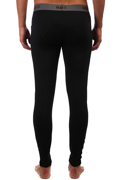 Термобелье (низ) Super Natural Base Tight Blаck