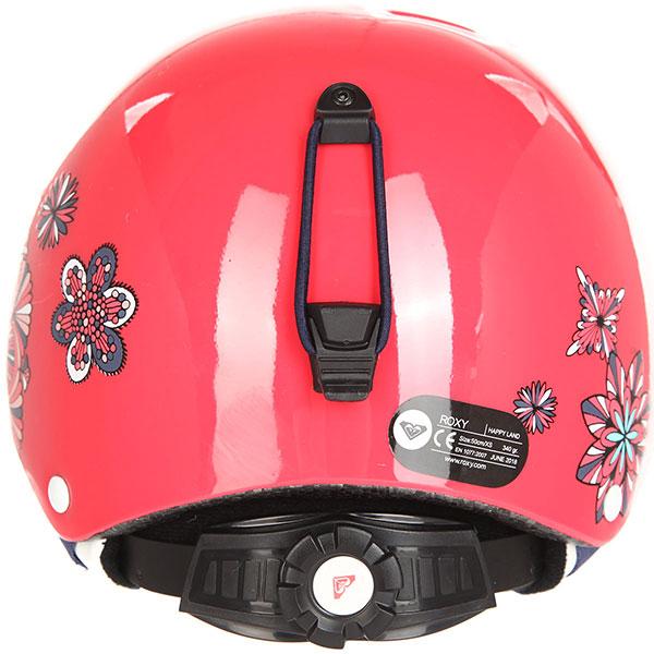Шлем для сноуборда детский Roxy Happyland Bright White snowfla