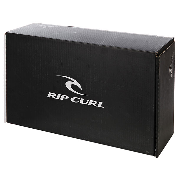 Кеды низкие Rip Curl Transit Vulc Black/White