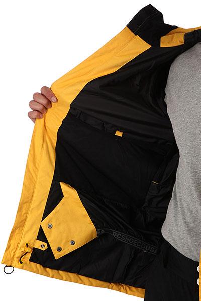 Куртка DC Servo Golden Rod