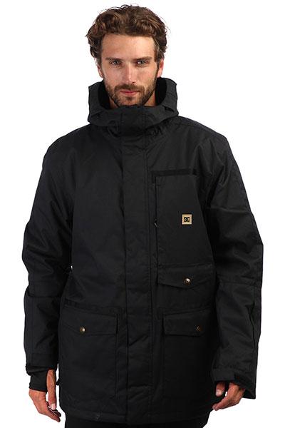 Куртка сноубордическая DC Servo Black