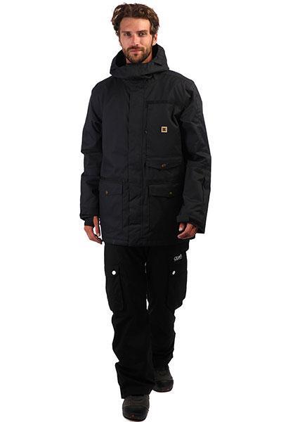 Куртка DC Servo Black