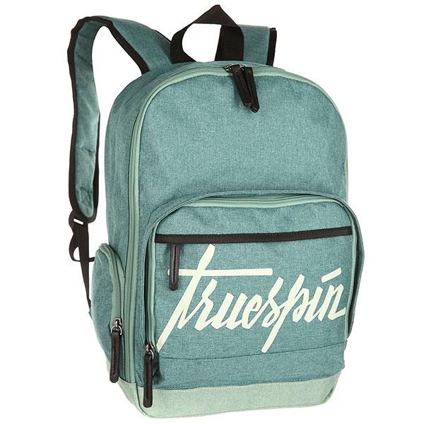 Рюкзак городской TrueSpin Backpack #1 Green