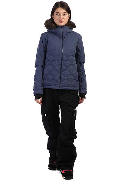 Куртка женская Roxy Breeze Crown Blue