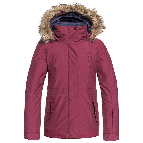 Куртка Roxy Tribe Girl Beet Red