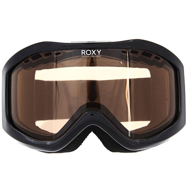 Маска для сноуборда женская Roxy Sunset Badw True Black