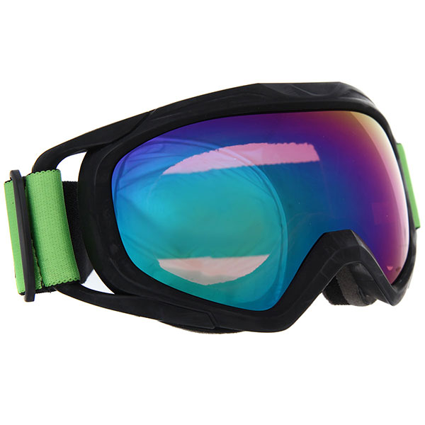 Маска для сноуборда детская QUIKSILVER Eagle Lime Green moam Tatt