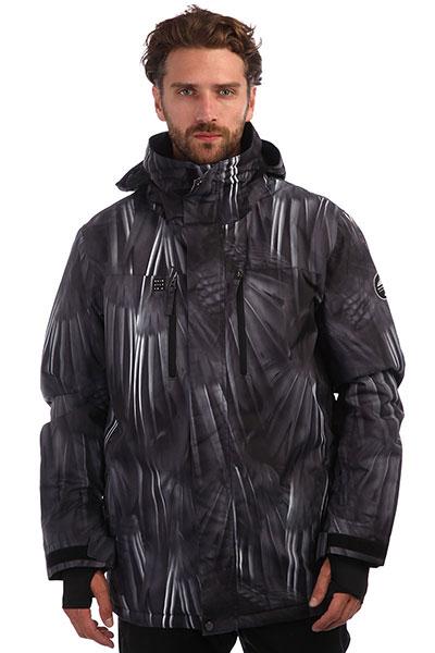 Куртка сноубордическая QUIKSILVER Mission Pr Black_stellar