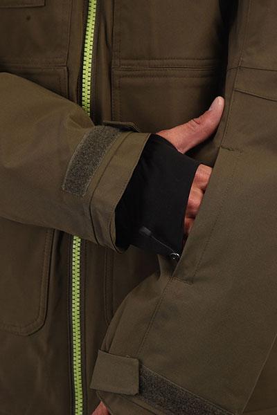 Сноубордическая куртка QUIKSILVER Arrow Wood