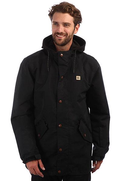 Куртка DC Union Se Black Dcu Reflective