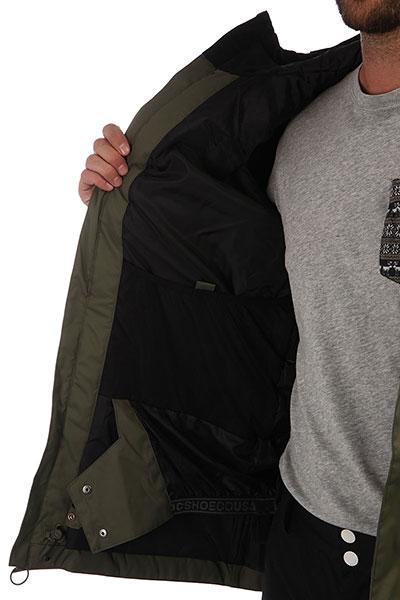 Куртка DC Defy Beetle
