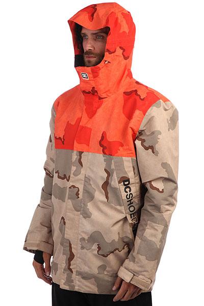 Куртка DC Defy Incense Dcu Camo