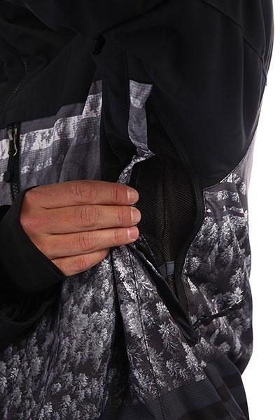 Куртка QUIKSILVER Mission Black Alpin