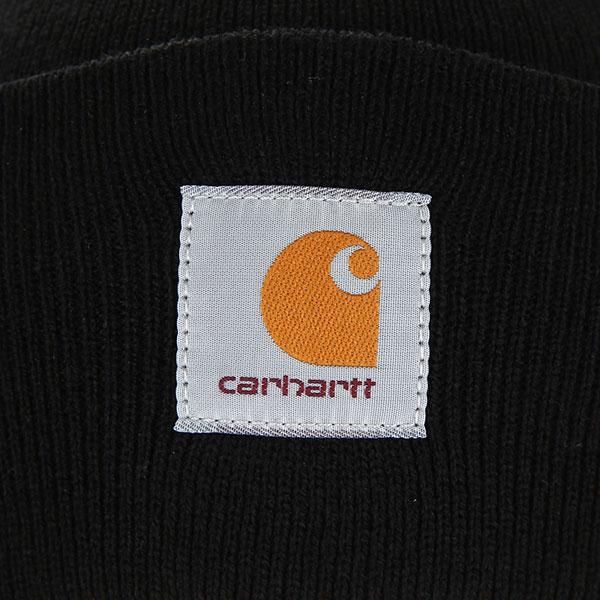 Шапка Carhartt WIP Watch Hat Black