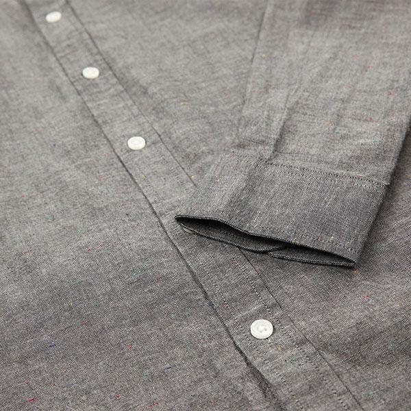 Рубашка Carhartt WIP Kyoto Black Stone Washed
