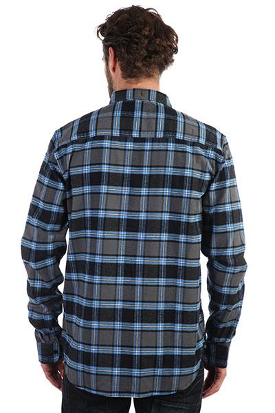 Рубашка в клетку DC Northboat Marina