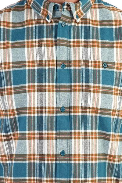 Рубашка в клетку DC Northboat Corsair