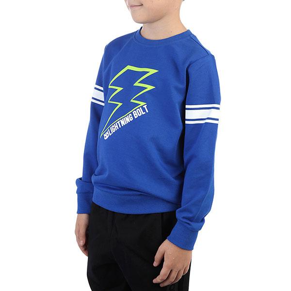 Толстовка свитшот детская ANTA 35739721 Синяя