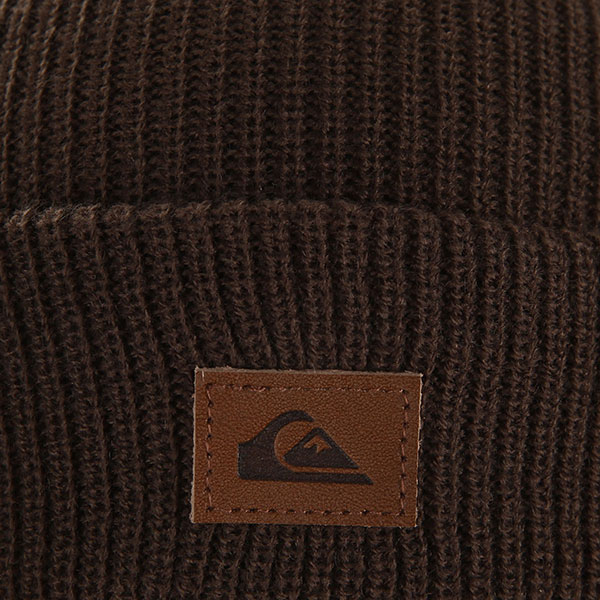 Шапка QUIKSILVER Performed Chocolate Brown