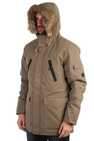 Парка QUIKSILVER Storm Drop Athletic