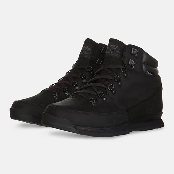 Ботинки высокие The North Face Back-to-Berkeley Redux Leather Black