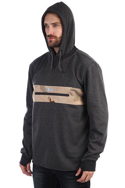 Толстовка сноубордическая DC Cloak Black