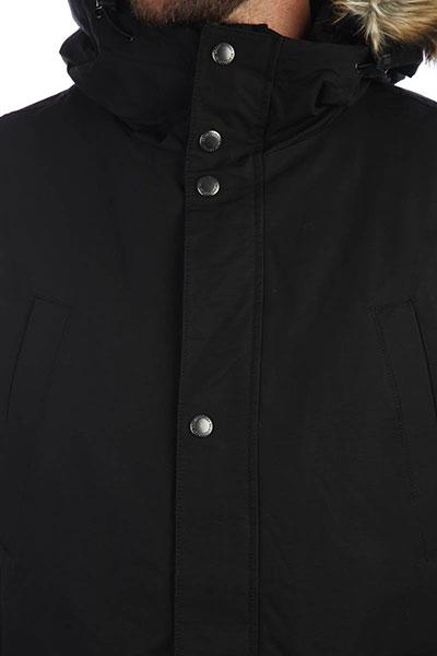 Куртка парка DC Bamburgh 2 Blaсk