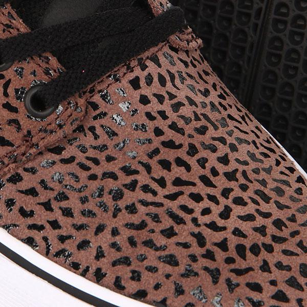 Кеды низкие женские DC Trase Se Cheetah Print