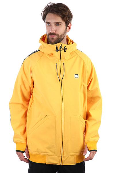 Куртка сноубордическая DC Spectrum Golden Rod