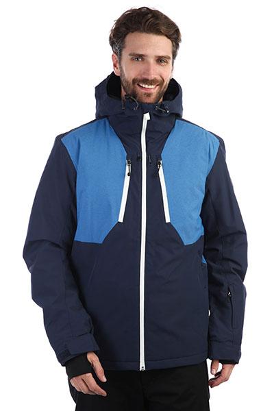 Куртка сноубордическая QUIKSILVER Mission Plus Dress Blues