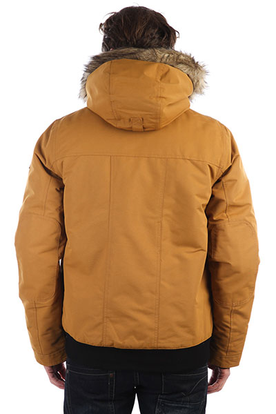 Куртка зимняя QUIKSILVER Arris Golden Brown