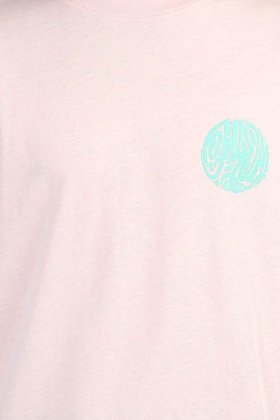 Футболка Юнион Circle Logo Pink
