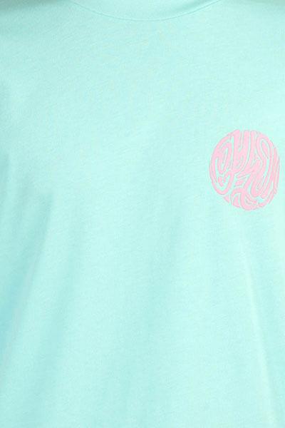Футболка Юнион Circle Logo Mint