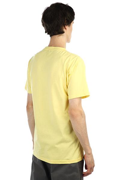 Футболка Юнион Skate Yellow