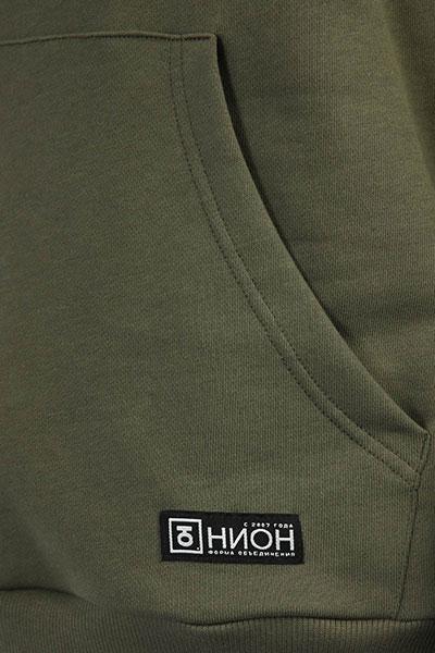 Толстовка Юнион Logo Green