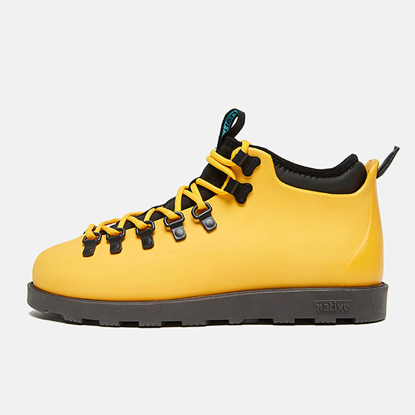 Ботинки Native Fitzsimmons Alpine Yellow/Onyx