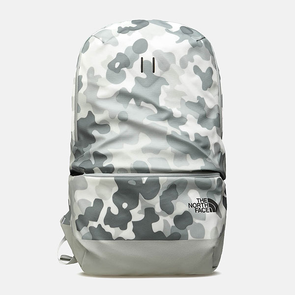 Рюкзак городской The North Face Back To The Future Berkeley White Macrofleck Camo