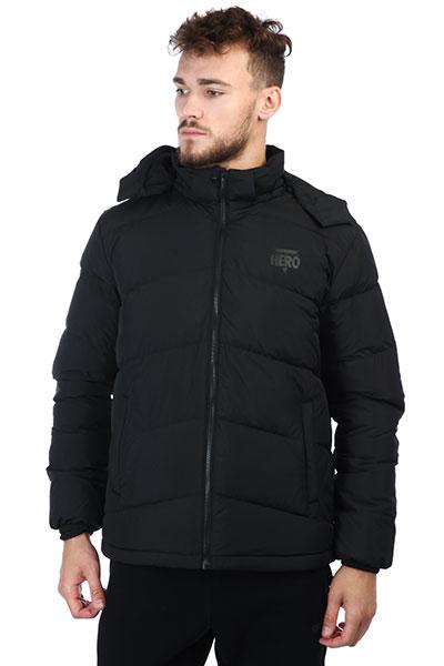 Куртка зимняя ANTA 8583993 Черная