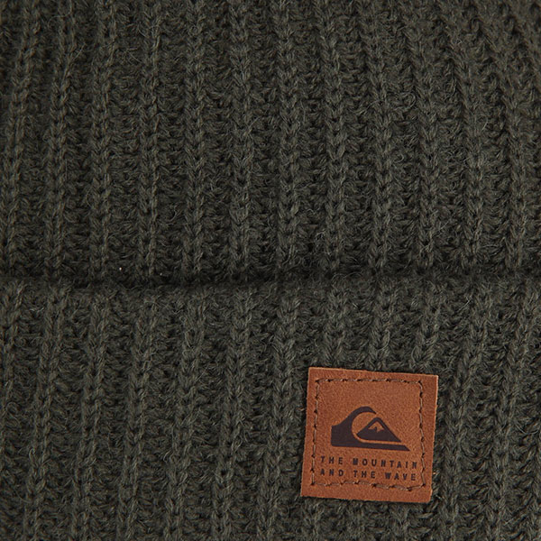 Шапка QUIKSILVER Routine Beanie Grape Leaf