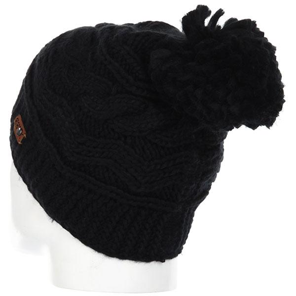 Шапка носок QUIKSILVER Winter Beanie True Black