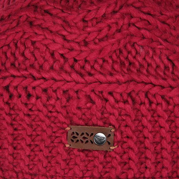 Шапка носок QUIKSILVER Winter Beanie Beet Red