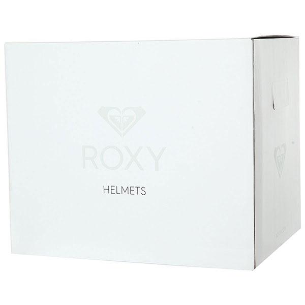 Шлем для сноуборда женский Roxy Misty Girl Pck Powder Blue swell Fl