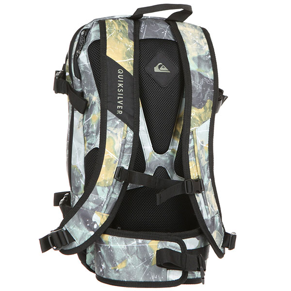 Рюкзак туристический QUIKSILVER Oxydized 16 L Grape Leaf tanenbaum