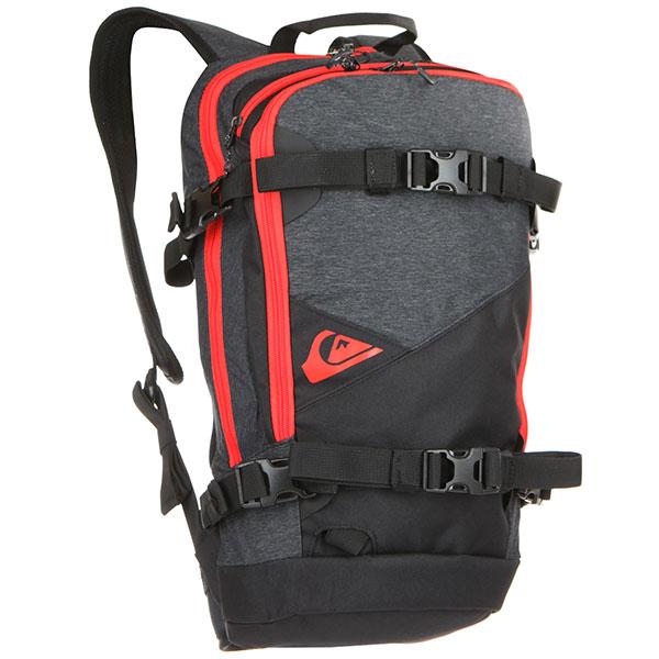 Рюкзак туристический QUIKSILVER Oxydized 16 L Black