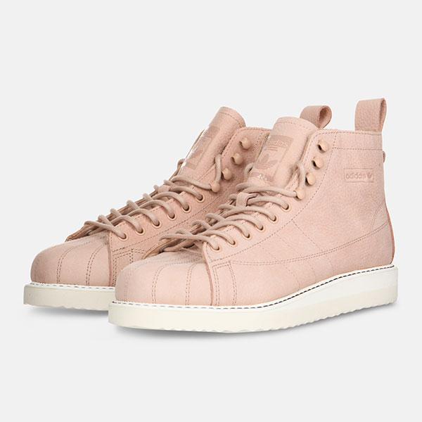Ботинки высокие Adidas Superstar Boot Ashpea
