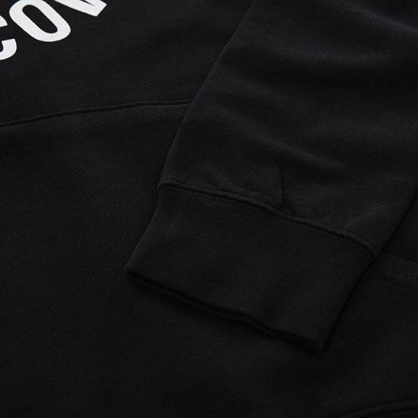 Толстовка PPCM Big Round Logo Вс10100 Black