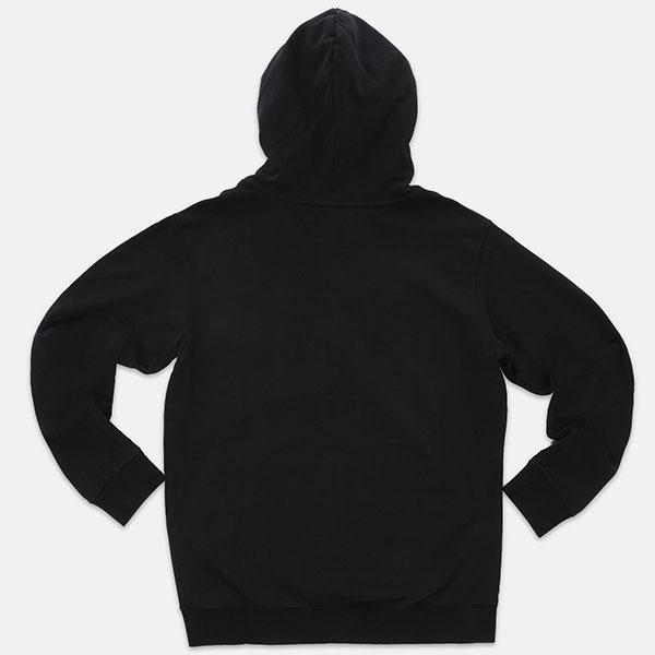 Толстовка PPCM Up Hoodie Small Round Logo Вс11102 Black
