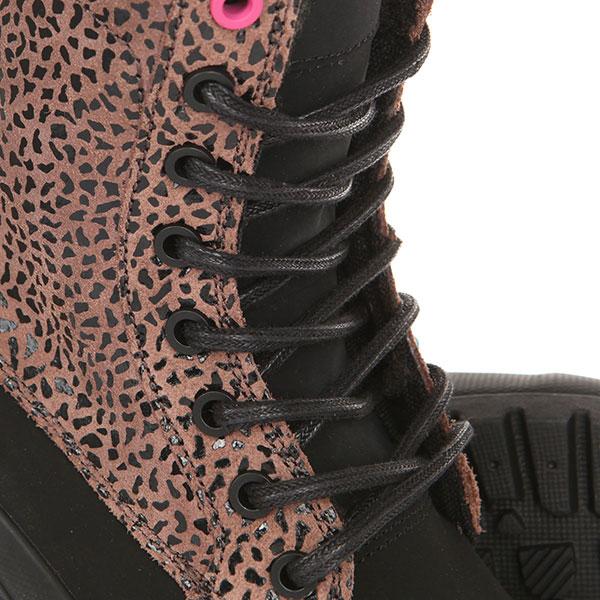 Ботинки зимние женские DC Amnesti Wnt Cheetah Print