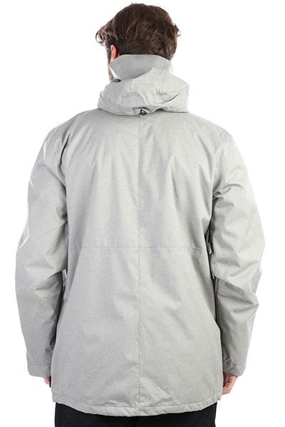 Куртка DC Servo Neutral Gray