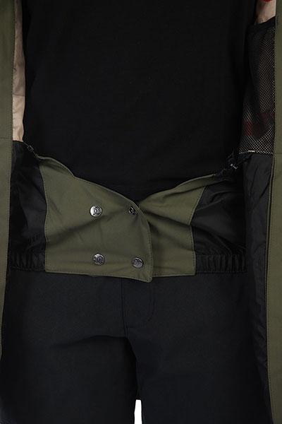 Сноубордическая куртка DC SHOES Panoramic